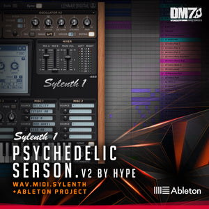 SYLENTH1 PSYCHEDELIC SEASON VOL. 2