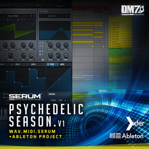 SERUM PSYCHEDELIC SEASON VOL. 1