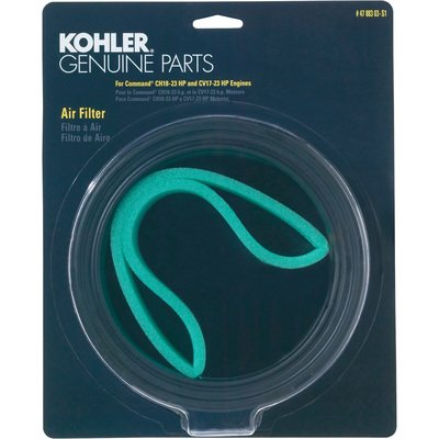 Kohler 47 883 03-S1 Genuine Air Filter