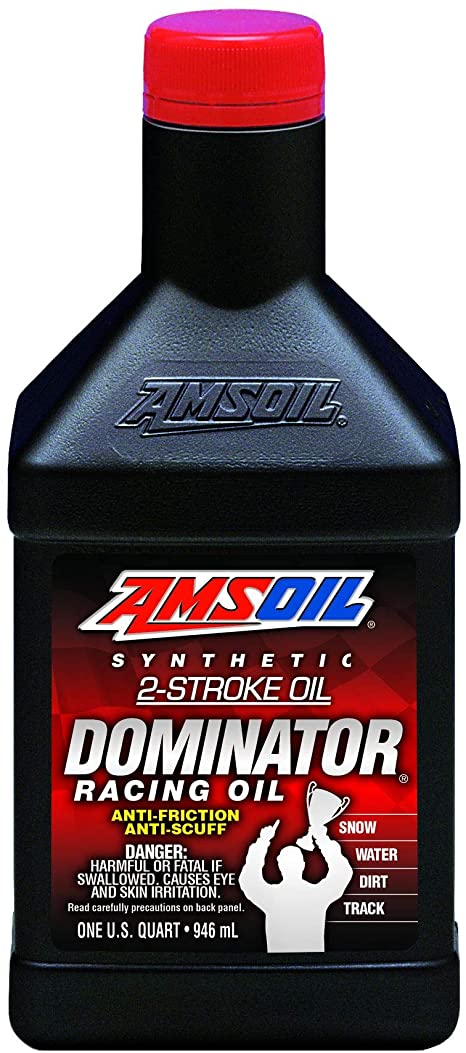 AMSOIL Synthetic 2- Stroke Dominator Racing Oil