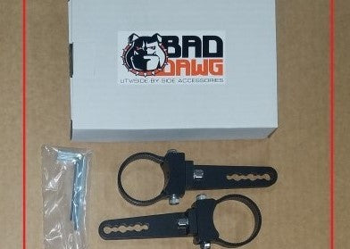 "1.75"" Sound bar/Lightbar Roll Cage Clamps"