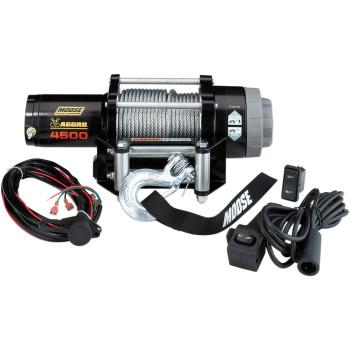 Moose Aggro 4500lbs Wire Rope Winch