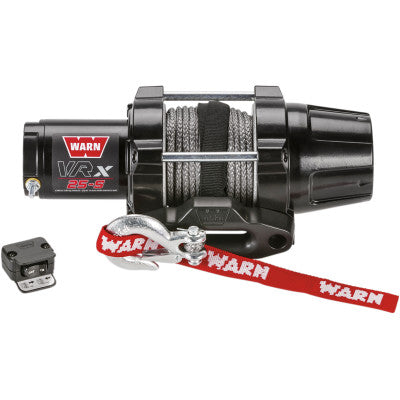 WARN WINCH VRX 25-S - Trailsport Motors