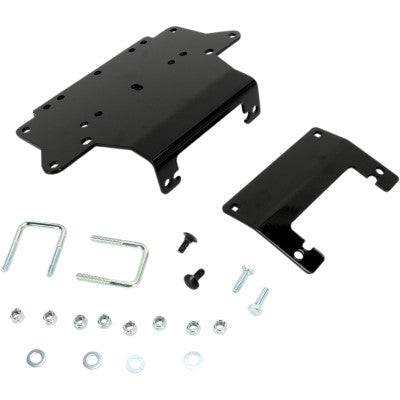 Winch Mount Kit For Honda Pioneer 500 - Trailsport Motors