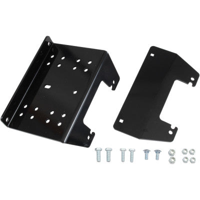 Winch Mount For Kawasaki Mule Pro - Trailsport Motors
