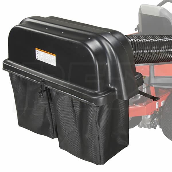 Gravely / Ariens 2 Bucket Bagger w/ Grass Pump Assist - fits ZT X and ZT XL models - Trailsport Motors