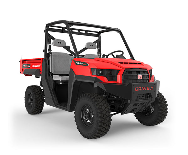 2021 Gravely Atlas JSV 3400 SD w/ EPS