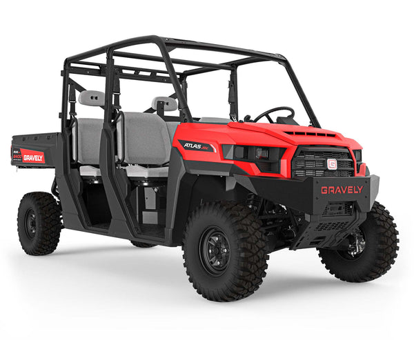 2021 Gravely Atlas JSV 6400 w/ EPS