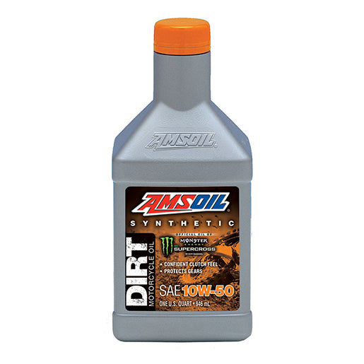 AMSOIL  100% Synthetic 10W50 Dirt oil