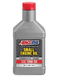 AMSOIL 100% Synthetic 10W-30 Small Engine oil
