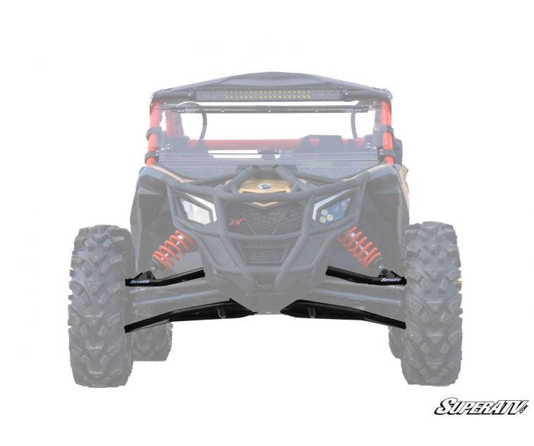 Can-Am Maverick X3 High Clearance Front A-Arms - Trailsport Motors