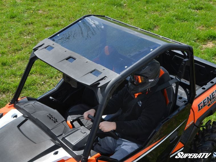 Polaris General Tinted Roof - Trailsport Motors