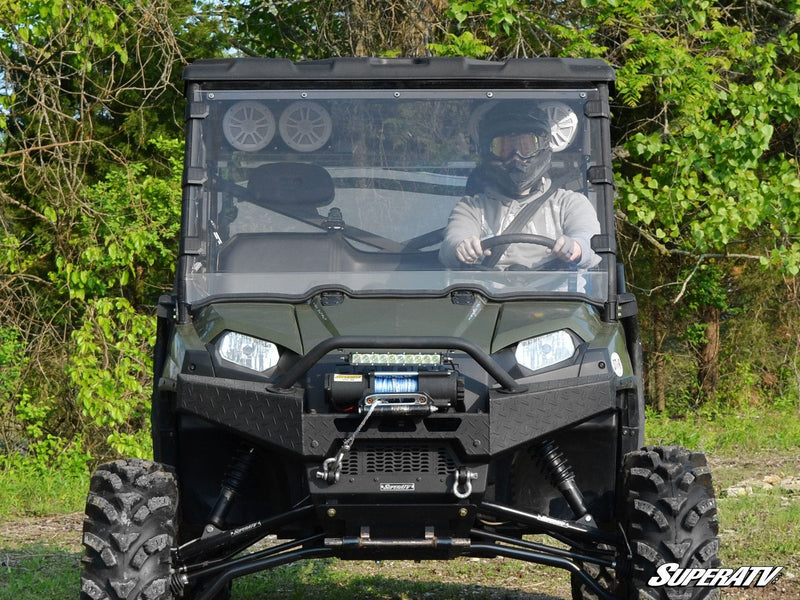 Polaris Ranger XP 800 Full Windshield - Trailsport Motors