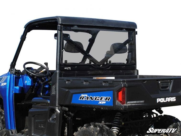 Polaris Ranger XP 570 Rear Windshield - Trailsport Motors