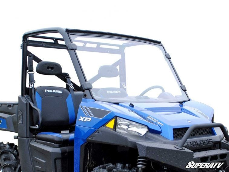 Polaris Ranger XP 900 Full Windshield - Trailsport Motors