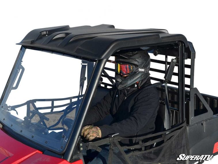 Polaris Ranger Midsize 570 (2015+) Plastic Roof - Trailsport Motors