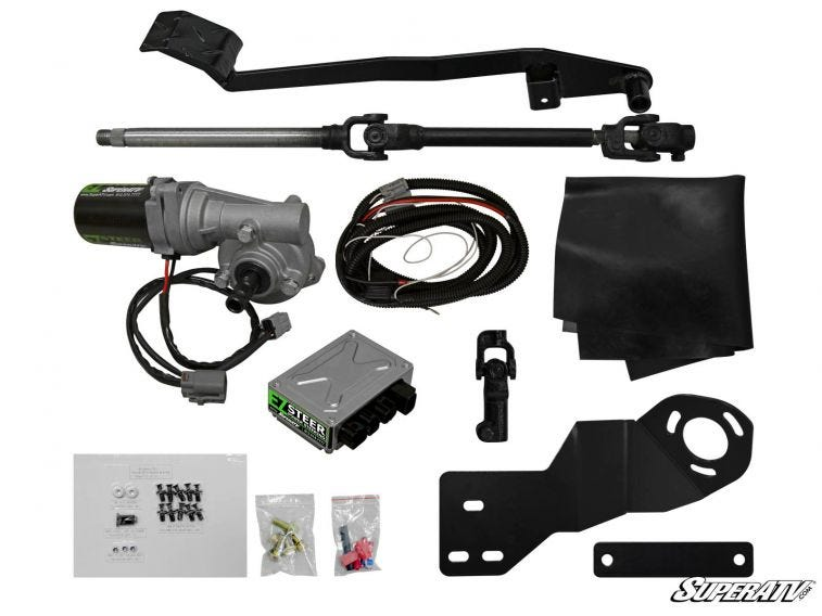 Polaris Ranger Midsize Power Steering Kit - Trailsport Motors