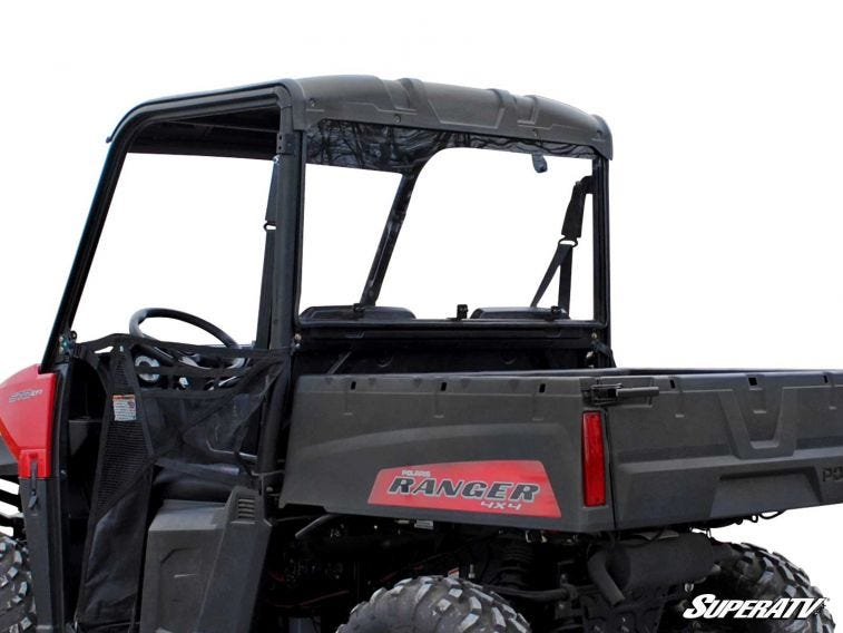 Polaris Ranger Midsize Rear Windshield (2015+) - Trailsport Motors
