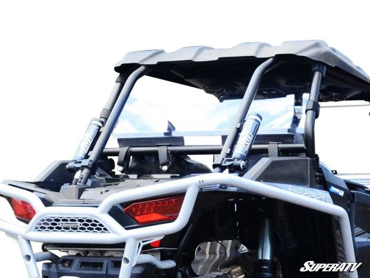 Polaris RZR XP Turbo Rear Windshield - Trailsport Motors