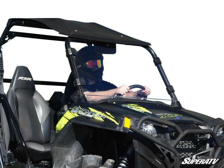 Polaris RZR 800 & 900 XP Full Windshield - Trailsport Motors