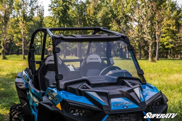 Polaris RZR XP 1000 Full Windshield - Trailsport Motors
