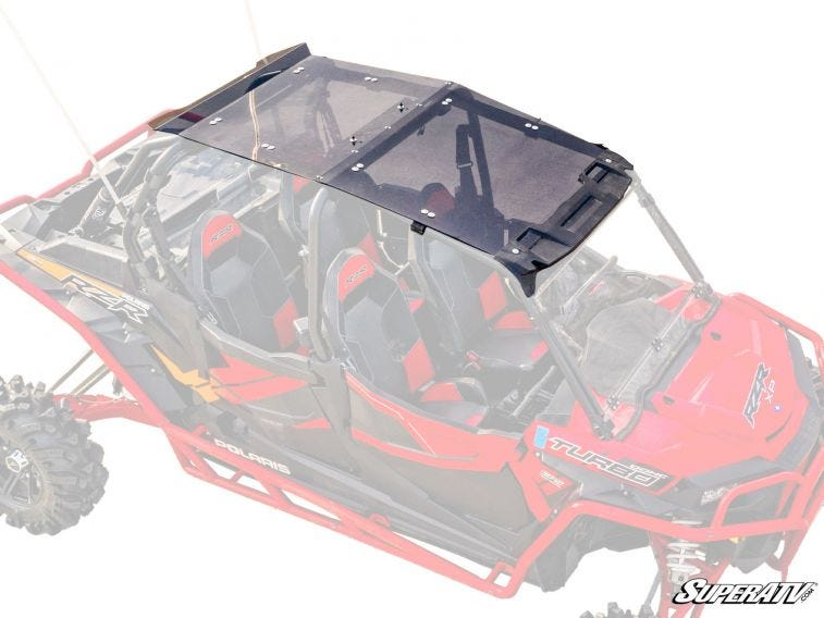 Polaris RZR 4 XP 1000 Tinted Roof - Trailsport Motors