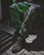 Load image into Gallery viewer, Patterned 'Iridescent Paisley' Pair - [Pairs UK] [jogging bottoms] [ are those pairs] [mike pairs] [sweatpants] [patterned sweatpants] [patterned pants]