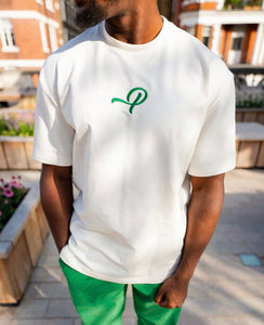 "The ""Green P"" - [Pairs UK] [jogging bottoms] [ are those pairs] [mike pairs] [sweatpants] [patterned sweatpants] [patterned pants]"