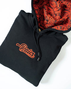 """Lava"" Pairsley Hoody - [Pairs UK] [jogging bottoms] [ are those pairs] [mike pairs] [sweatpants] [patterned sweatpants] [patterned pants]"