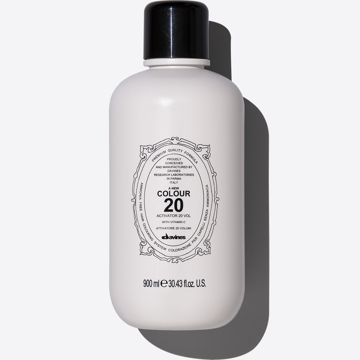 Activator 20 vol 1  900 ml / 30,43 fl.oz.Davines