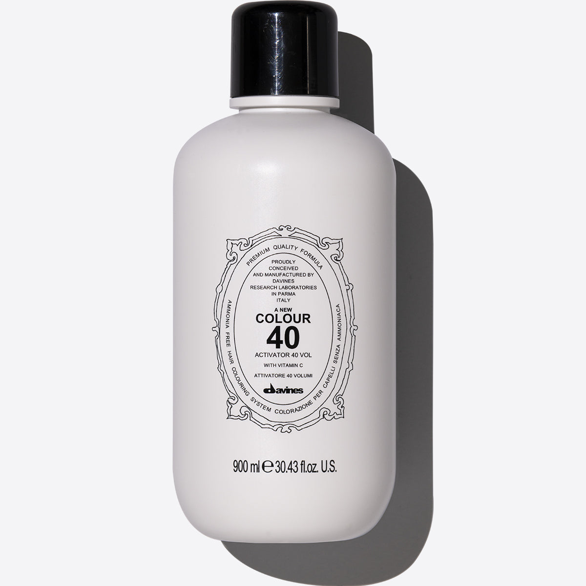Activator 40 vol 1  900 ml / 30,43 fl.oz. Davines