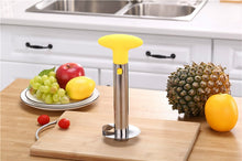 Load image into Gallery viewer, Stainless Steel Pineapple Slicer | Fun Kitchen Tool