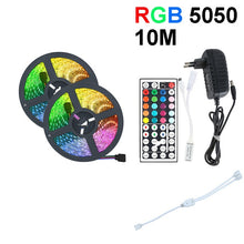 Load image into Gallery viewer, RGB LED Strip Lights | Color Changing Lights for Bar & Home Decoration