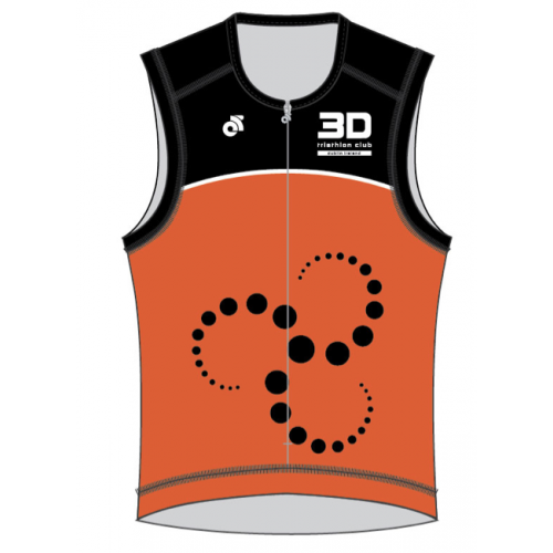 3D Performance Blade Tri Top