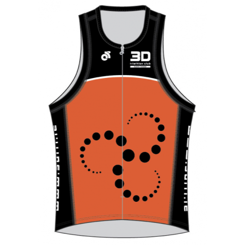 3D Performance Link Tri Top