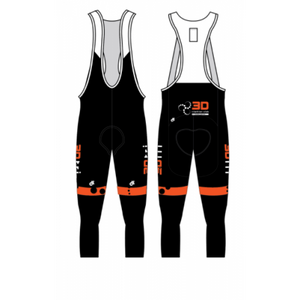 3D Fleece Bib Tights