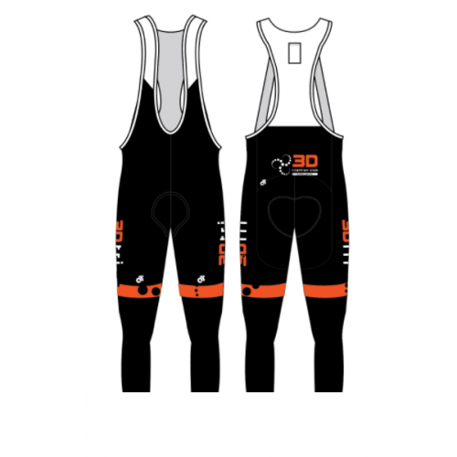 3D Performance Winter Bib Tights