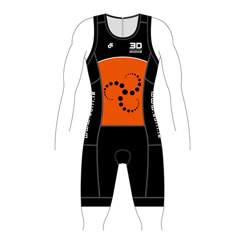 3D Performance Tri Suit