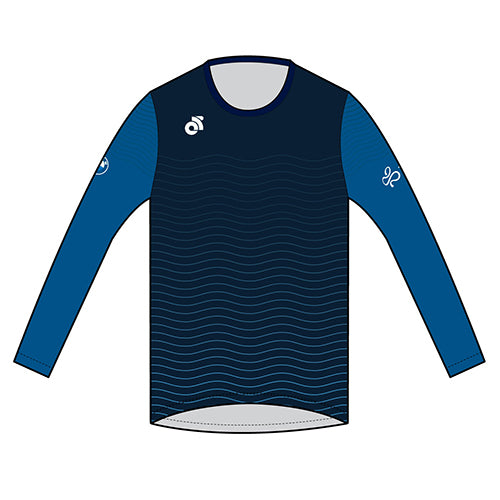 TI Training Long Sleeve Run Top