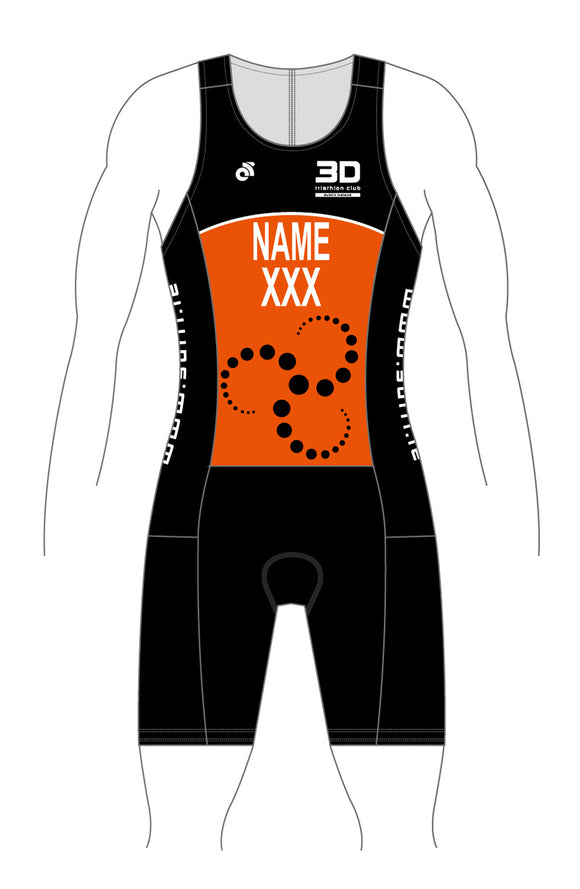 3D Tech Tri Suit (Name & Country)