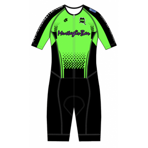 Lough Key Performance Aero Tri suit - Green