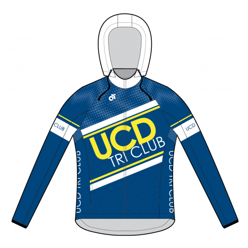 UCD Windbreaker Casual Jacket