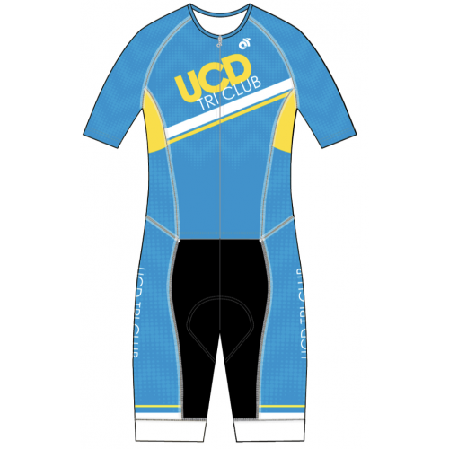 UCD Performance Aero Tri suit