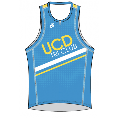 UCD Performance Link Tri Top