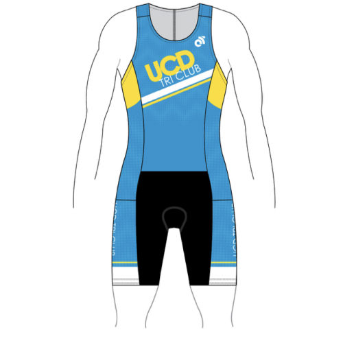 UCD Tech Tri Suit