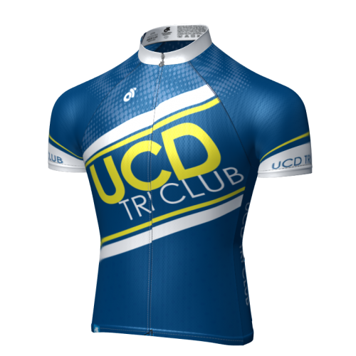 UCD Tech Pro Short Sleeved Jersey
