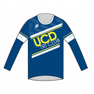 UCD Long Sleeve Run Top