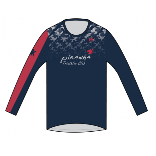 Piranha Long Sleeve Run Top