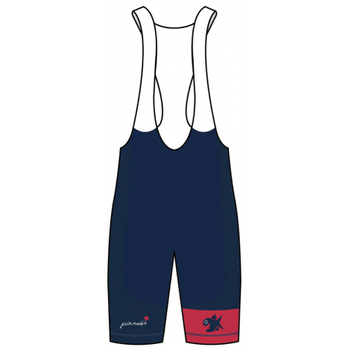 Piranha Tech Bib Shorts