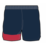 Piranha Run Shorts